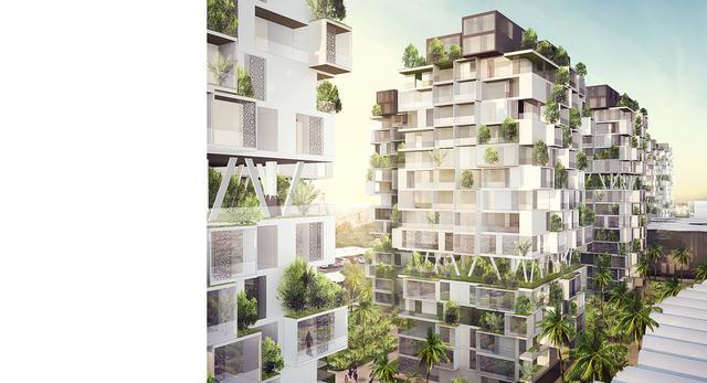 Masterplan - współczena architektura w Dżudda